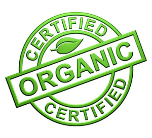 """Certified Organic"" Label"